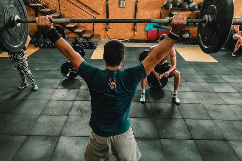 Best CrossFit gyms near me