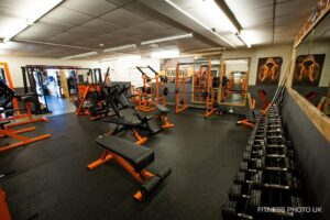 Free Weight gym Bournemouth
