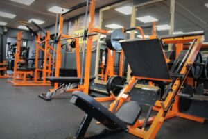 Free Weights gym Bournemouth