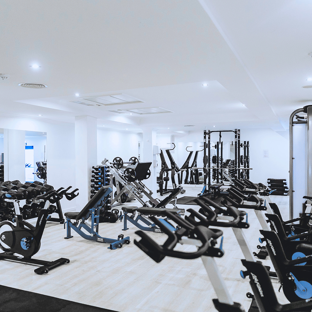 Choosing the right gym