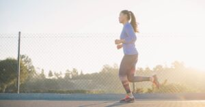 how regular exercise can improve our mental wellbeing during lockdow