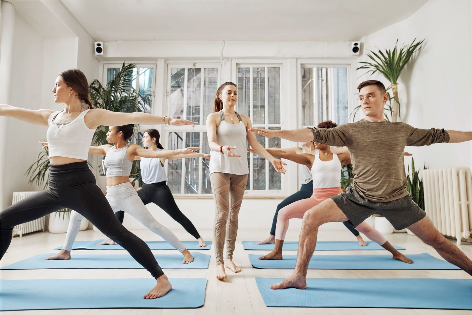 Top Yoga Classes in Bournemouth