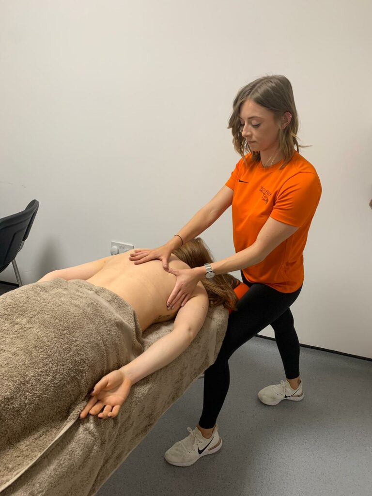 MoveFree Sports, Deep tissue and Pregnancy Massage